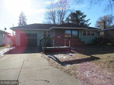 Saint Paul Single Family Home For Sale: 1390 Beech Street