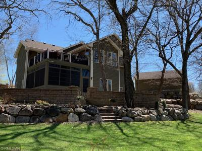 Burnsville Single Family Home For Sale: 1536 Parson Hill Drive