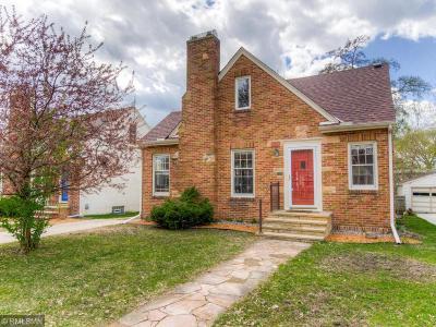 Minneapolis Single Family Home For Sale: 5726 Colfax Avenue S