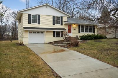 Edina Single Family Home For Sale: 6628 Ridgeview Drive
