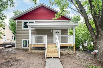 Saint Paul Single Family Home For Sale: 1212 Dale Street N