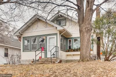 Minneapolis Single Family Home For Sale: 4921 Xerxes Avenue S