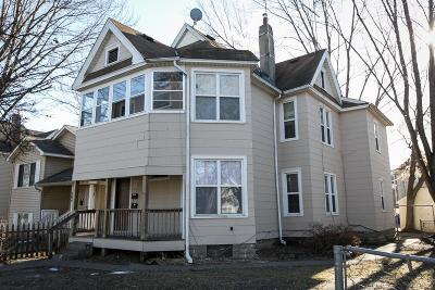 Saint Paul Multi Family Home For Sale: 762 Cook Avenue E