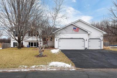 Burnsville Single Family Home Contingent: 14512 Hollow Park Court