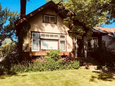 Minneapolis Single Family Home For Sale: 4446 Harriet Avenue S