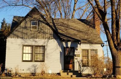 West Saint Paul Single Family Home For Sale: 1118 Livingston Avenue