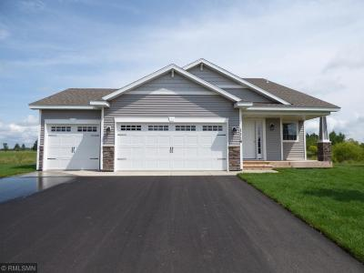 Foley MN Single Family Home For Sale: $207,900