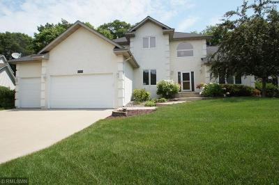 Mahtomedi Single Family Home For Sale: 898 Deer Oak Run