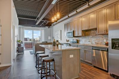 Saint Cloud Condo/Townhouse For Sale: 523 West St. Germain Street #507