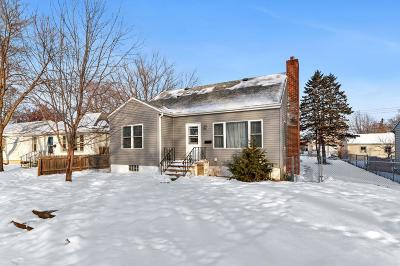 Sartell, Sauk Rapids, Saint Cloud Single Family Home For Sale: 1032 17th Avenue S