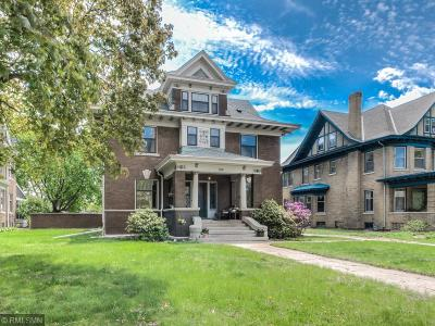 Saint Paul Single Family Home For Sale: 786 Summit Avenue