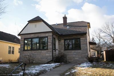 Saint Paul Single Family Home Coming Soon: 511 Saratoga Street S