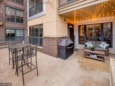 Saint Paul Condo/Townhouse For Sale: 825 Berry Street #113