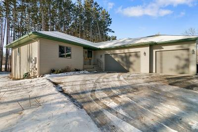 Zimmerman Single Family Home Contingent: 13205 Lake Place Road