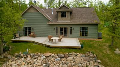 Osage, Park Rapids, Ponsford, Akeley, Menahga, Nevis Single Family Home For Sale: 26593 Itasca Drive