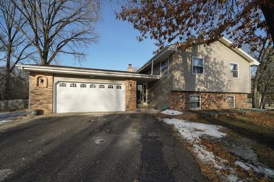 Andover Single Family Home For Sale: 3909 S Enchanted Drive NW
