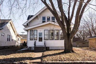 Saint Paul Single Family Home For Sale: 1182 Earl Street