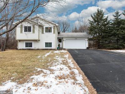 Burnsville Single Family Home For Sale: 3308 Sunset Lake Drive