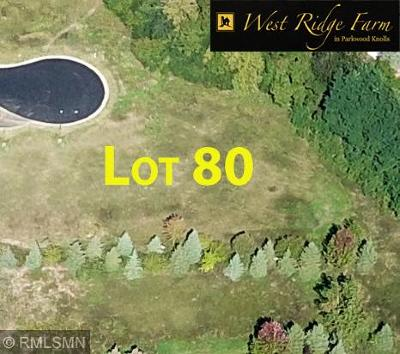 Edina MN Residential Lots & Land For Sale: $759,000