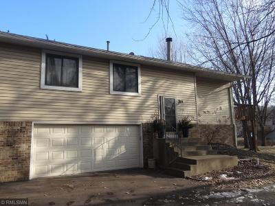 Burnsville Condo/Townhouse For Sale: 12918 Morgan Avenue S