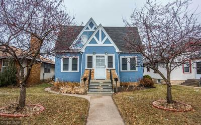 Minneapolis Multi Family Home For Sale: 3813 24th Avenue S
