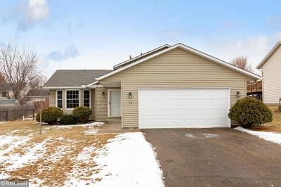 Rosemount Single Family Home Contingent: 3708 154th Street W