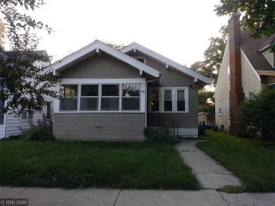 Saint Paul Single Family Home For Sale: 681 Hamline Avenue S