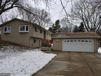 Eagan Single Family Home For Sale: 4397 Pilot Knob Road