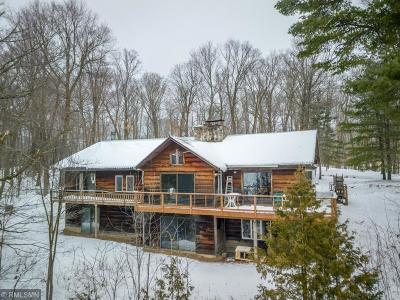 Itasca County Single Family Home For Sale: 37289 Little Itasca Road