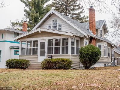 Saint Paul Single Family Home For Sale: 2087 Selby Avenue