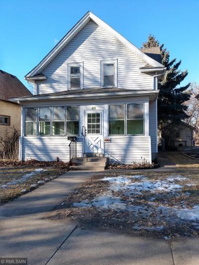 Saint Paul Single Family Home For Sale: 615 Simpson Street