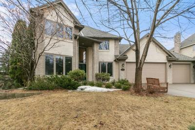 Shoreview Single Family Home For Sale: 638 Evans Court