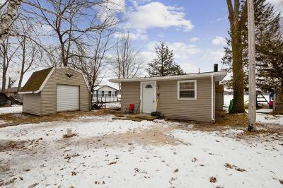 Chisago County, Isanti County, Pine County, Kanabec County Single Family Home For Sale: 2580 Paradise Trail NW