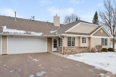 Coon Rapids Condo/Townhouse Contingent: 742 85th Lane NW