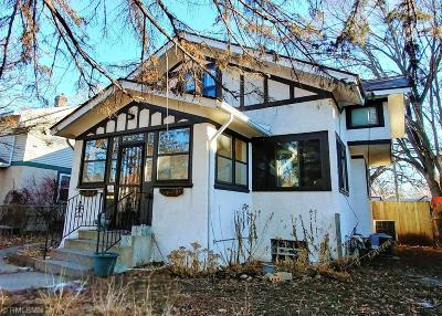Minneapolis Single Family Home For Sale: 4709 4th Avenue S