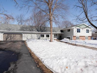 Inver Grove Heights Single Family Home For Sale: 8275 College Trail