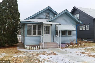 Minneapolis Single Family Home For Sale: 4217 12th Avenue S