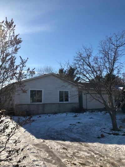 Isanti Single Family Home For Sale: 805 Dogwood Street SW