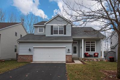 Woodbury Single Family Home For Sale: 3303 N View Lane