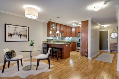 Minneapolis Condo/Townhouse For Sale: 3150 Excelsior Boulevard #310