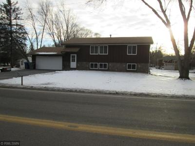 Elk River Single Family Home For Sale: 1707 Meadowvale Road NW