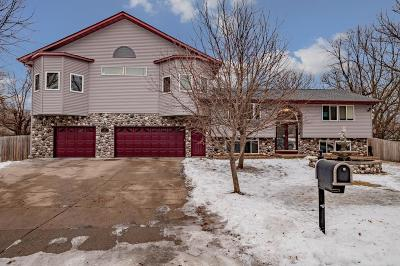 Coon Rapids Single Family Home For Sale: 262 98th Lane NW