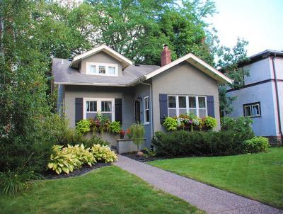Minneapolis Single Family Home For Sale: 5315 York Avenue S