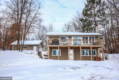 Crosslake Single Family Home For Sale: 33496 Sandra Road