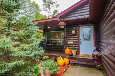 Pequot Lakes Single Family Home For Sale: 3883 Ackerman Trail