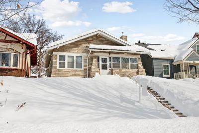 Saint Paul Single Family Home For Sale: 673 Como Avenue