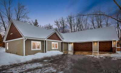 Pequot Lakes Single Family Home For Sale: 10236 W Cree Bay Circle