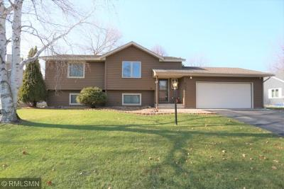 Maple Grove Single Family Home Contingent: 8933 Oakview Lane N