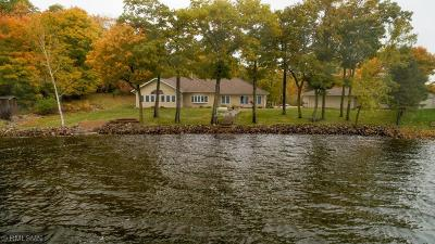 Brainerd, Nisswa Single Family Home For Sale: 22719 Clearwater Point Road