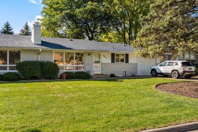 Edina Single Family Home Contingent: 5218 Grandview Lane